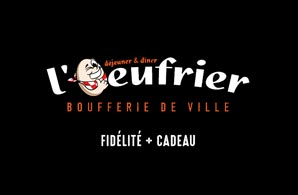 L'Oeufrier Physical Gift Card #1