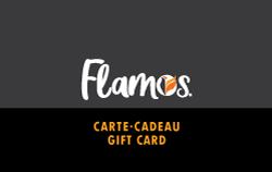 Flamos Physical Gift Card #1