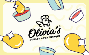 Olivia's Physical Gift Card #5