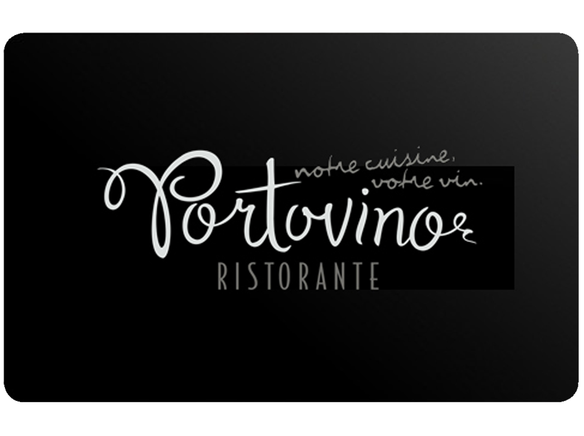 Portovino Digital Gift Card #1