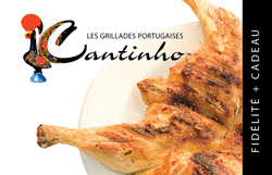Cantinho Physical Gift Card #1
