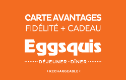 EGGSQUIS Physical Gift Card #1