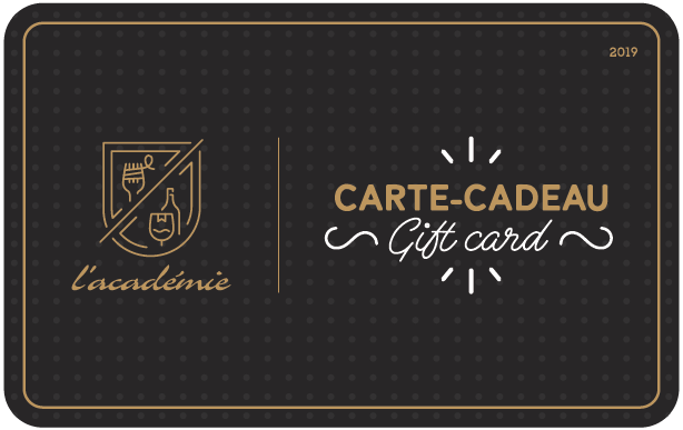 L'Académie Digital Gift Card #2