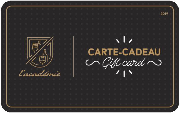 L'académie Physical Gift Card #2