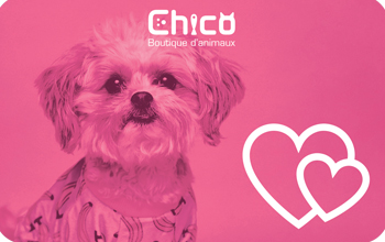 Boutiques d'animaux Chico Digital Gift Card #5