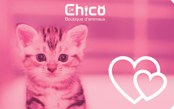 Boutiques d'animaux Chico Digital Gift Card #3